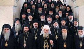Сербская Церковь опубликовала официальное заявление о ситуации в Украине