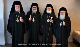 Предстоятели древнейших церквей отказали Варфоломею в поддержке его вторжения на Украину