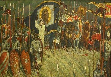 Можно ли причащаться воинам, убивающим врагов? О воинском служении в свете Православия