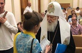 Очередное собрание раскольников: Денисенко объявил о созыве Поместного собора «Киевского патриархата»