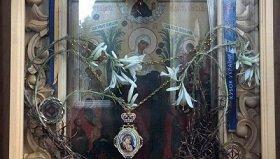 К празднику Святой Троицы: В Красногорском монастыре на Закарпатье в восьмой раз расцвели сухие лилии