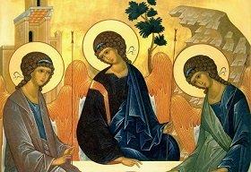 Протоиерей Олег Стеняев: Слово в День Святой Троицы