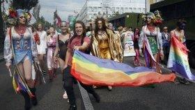 Содомский «парад» как главное мероприятие : Институт семьи на Украине приговорен к уничтожению оккупационной властью