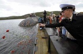 Погибшие подводники - это русские герои!