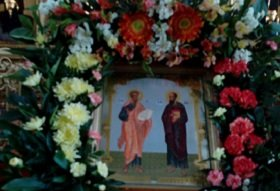 Величие и святость первоверховных апостолов Петра и Павла огромны