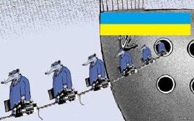 В Российской Федерации много крыс: Они всерьез думают, что все человечество у них в мышеловке