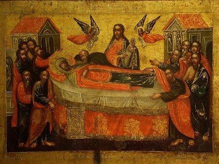 Праведный Алексий Мечев: Слово в день Успения Божией Матери