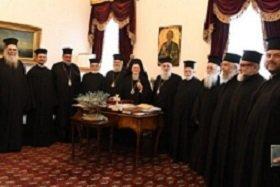 Патриарх Варфоломей не поедет на Совет Предстоятелей в Иорданию без Епифания