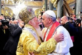 Украинский эксперимент Ватикана и Фанара как этап объединения Православия с папизмом