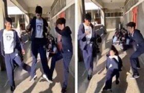 «Раскроши-голову челлендж»: Среди школьников распространяется смертельно опасная игра