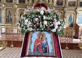 РАДУЙСЯ, БЛАГАЯ ВРАТАРНИЦЕ!: Слово в День Иверской иконы Божией Матери