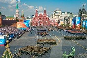 24 июня коронавирус закончится парадом Победы на Красной площади